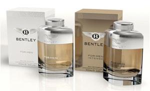 bentley and lalique new fragrances